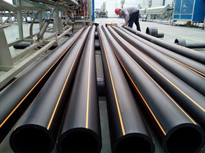 The advantages and applications of PE pipes