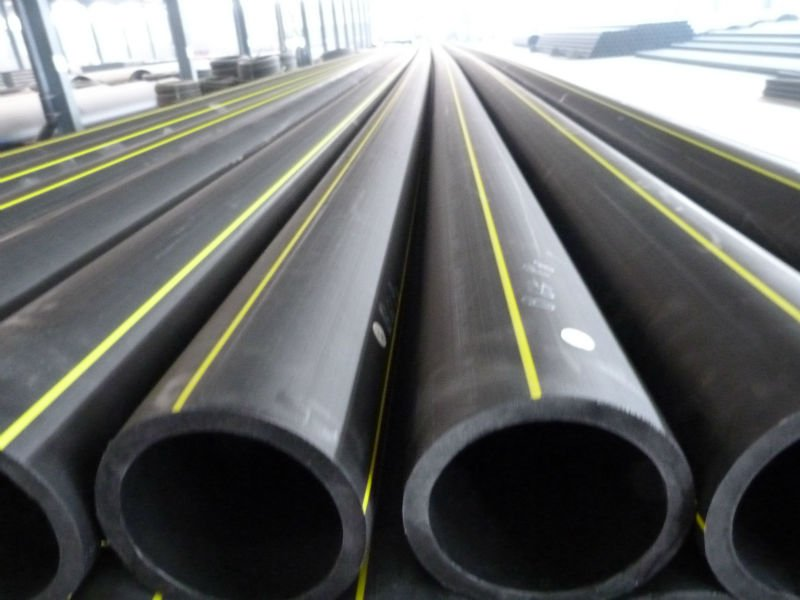 Polyethylene (HDPE) Pipes and Fittings for Gas Distribution