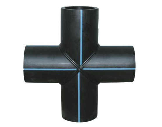 HDPE butt fusion Cross