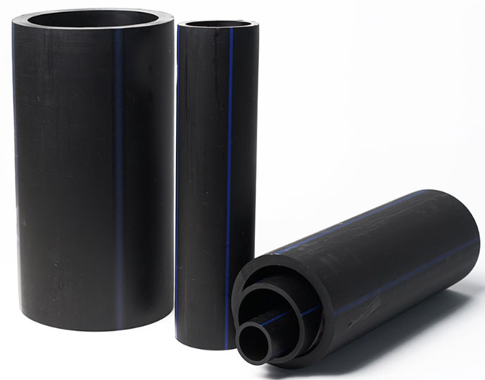 HDPE pipes for water