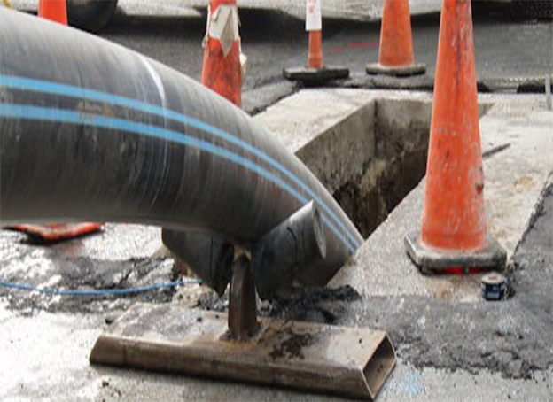 HDPE Pipes For Underground Coal Mine