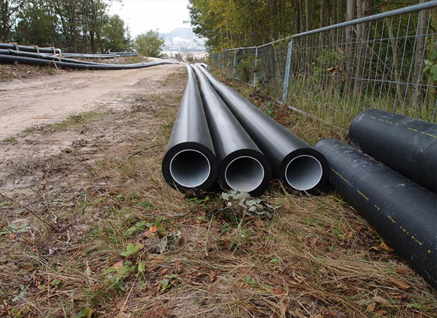HDPE Pipes For Rural Water Supply Projects