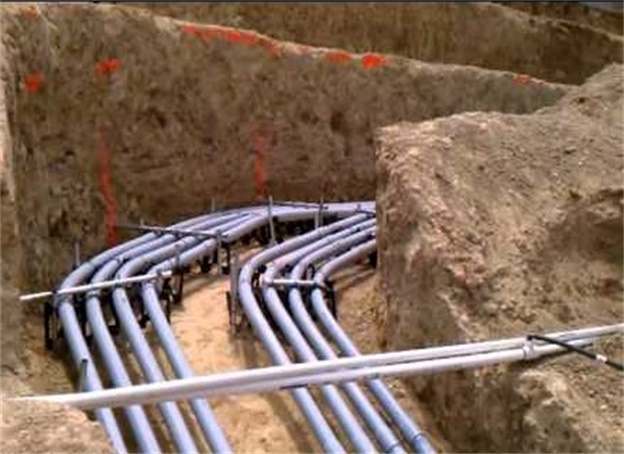 PVC Pipes for Wastewater Treatment