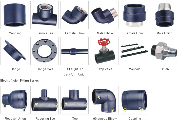HDPE PIPE FITTINGS1