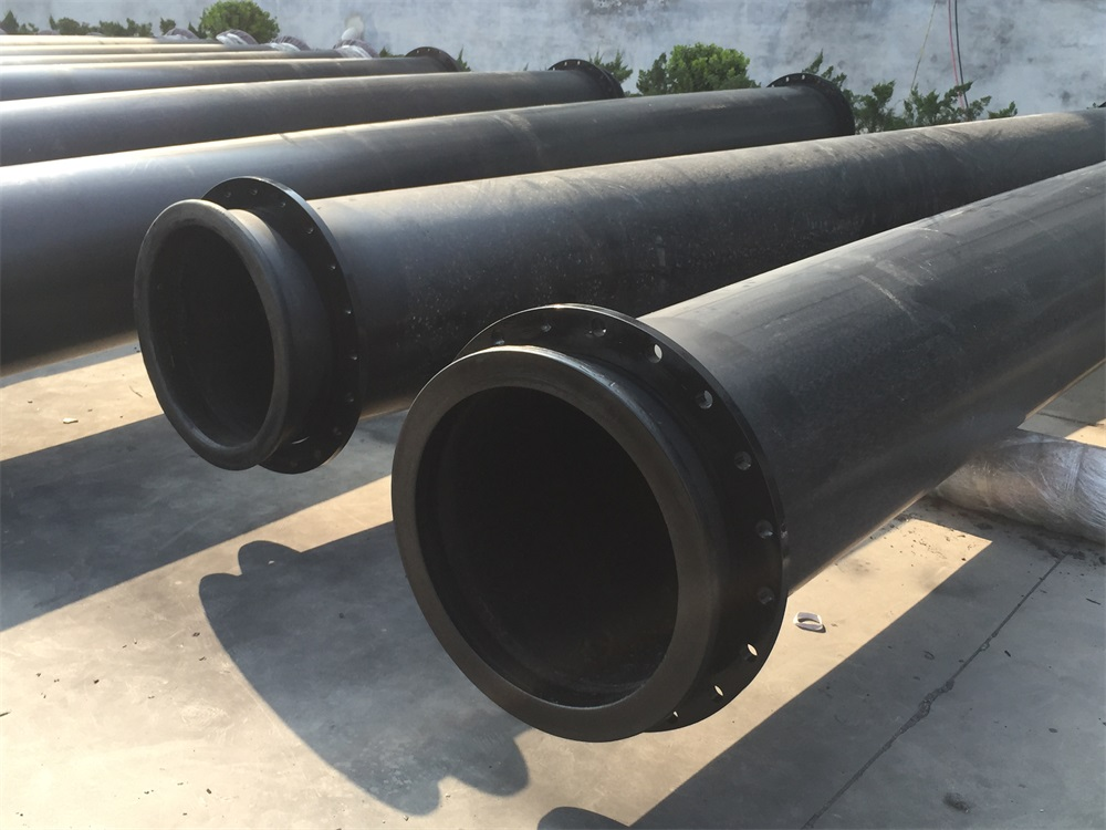 PE mining pipes