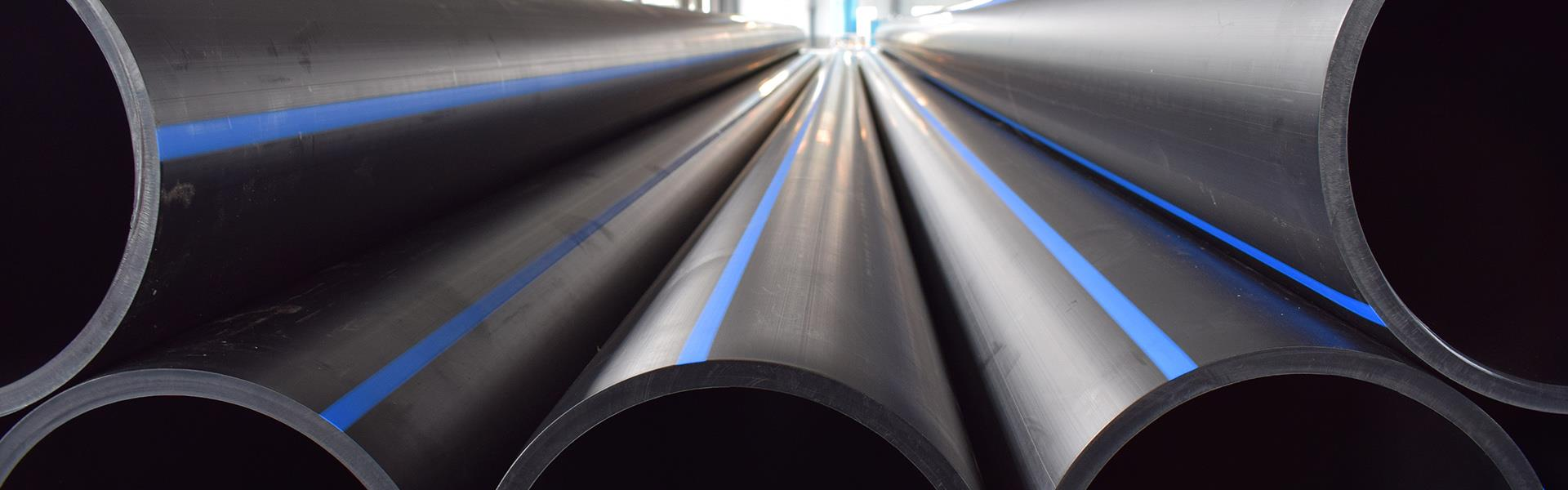 PE water supply pipe and PE drain pipe