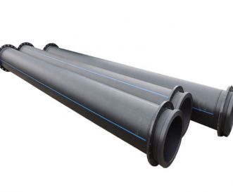 HDPE Dredging Pipes with Flange