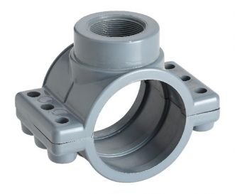 PVC Saddle Clamp