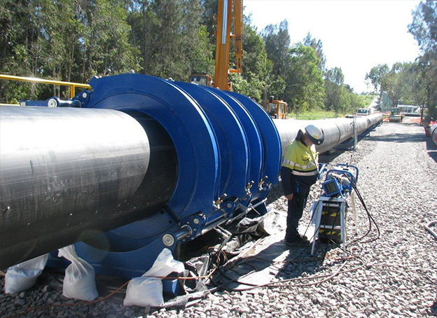 HDPE Pipes For Oil Projects