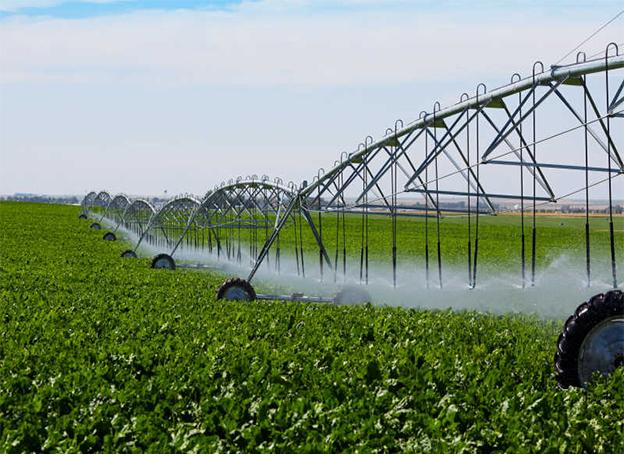 Farm Irrigation HDPE Pipes