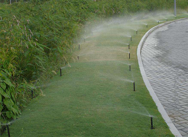 PE Pipes for Garden Water Supply & Drainage