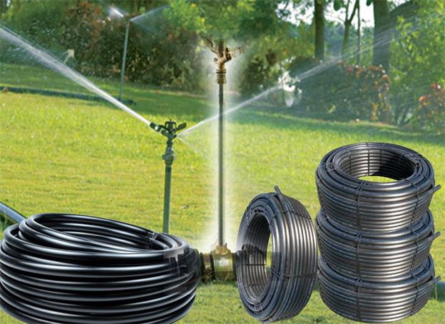 HDPE pipes for Agricultural Irrigation Projects